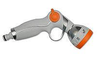 Пистолет-распылитель металлический с регулировкой потока воды,  Verano (72-562)