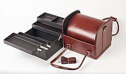 Кейс для косметики и инструментов. Чемодан для косметики, фото 3