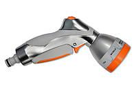 Пистолет-распылитель металлический с курком, плавная регулировка, Verano (72-564)