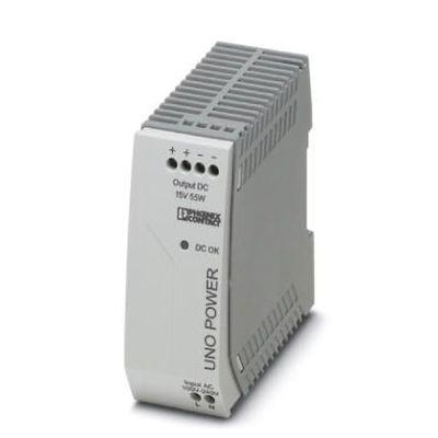 Источник питания Phoenix Contact UNO-PS/1AC/15DC/55W - 2903001