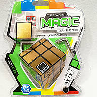 Кубик-руб зеркальный с таймером 041, фото 1