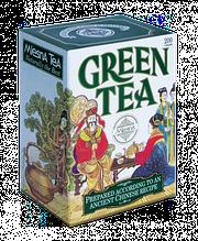 GREEN TEA Зеленый Крупнолистовой чай 200 грамм