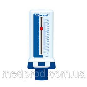 Пикфлоуметр Виталограф пр-ва Великобритания для взрослых и детей от 5 лет 50 до 800 л/мин