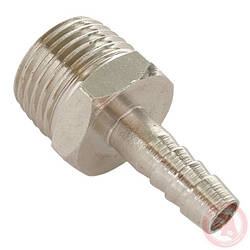 Переходник с наружной резьбой 1/2 на шланг 12 мм INTERTOOL PT-1842