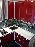 Кухни на заказ стекло blum, фото 1