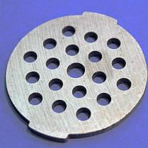 Решітка для м'ясорубки Moulinex (отвори 5.5 мм), фото 3