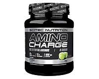 Amino Charge 570 гр Scitec Nutrition аминокислоты с кофеином и цитрулином