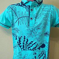"""Тениска детская """"HiWays"""" для мальчика  5-8 лет"""