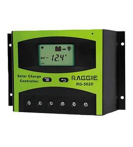 Контроллер для солнечных установок RG-502, 40A