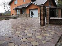 Тротуарная плитка — идеальный материал для ландшафтного дизайна