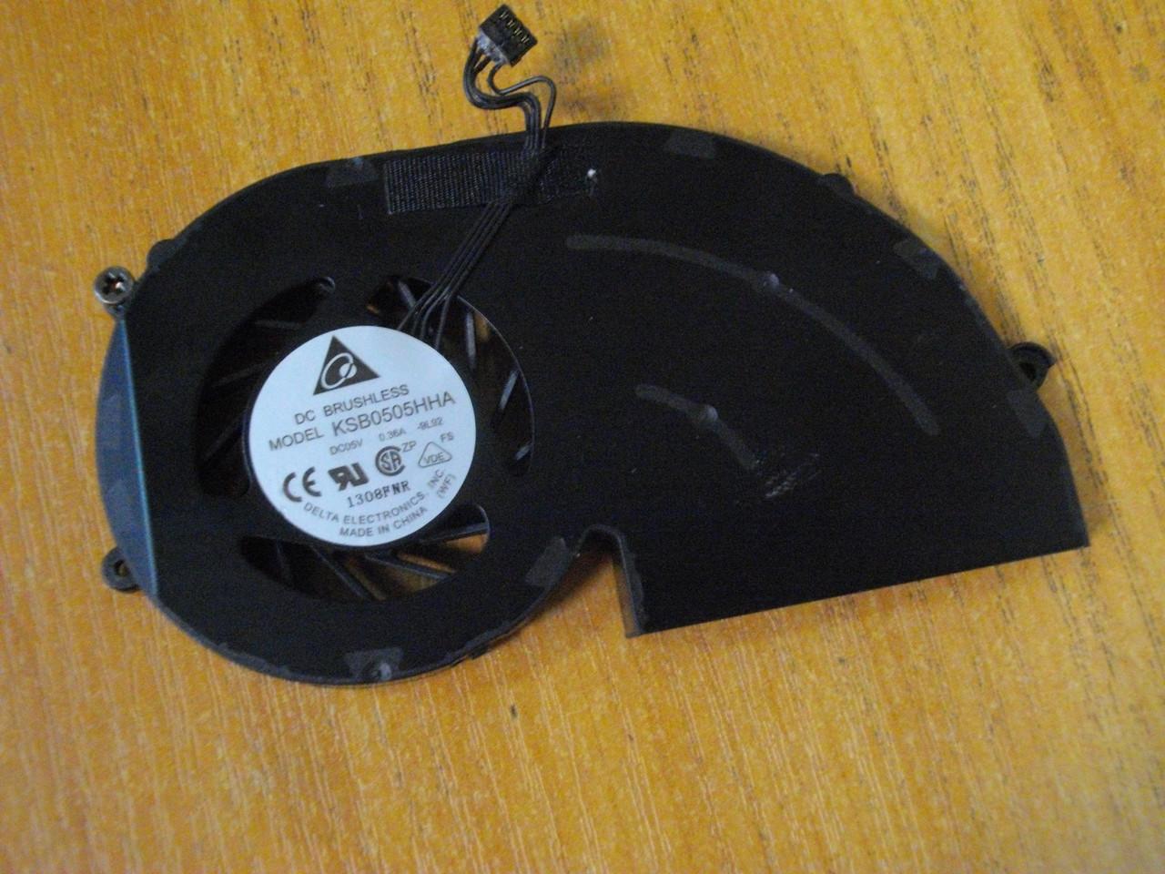 Вентилятор Dell Latitude 13 P08S