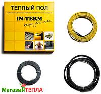 Теплый пол под стяжку In-Therm ADSV-20 (Чехия) - двужильный нагревательный кабель 92м - 11.0м² (1850Вт)