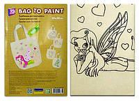 Набор для творчества Cool For School Раскрась свою сумочку Фея CF61411-05