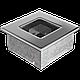 Решетка никелированная 11 * 11, фото 2