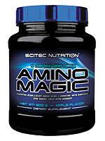 Amino Magic 500 гр  Аминокислотный комплекc бцаа и аргинин