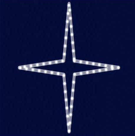 Звезда светодиодная LZ010, фото 2