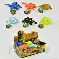 Резиновые животные Лягушка мягкая антистресс, 7428, 008300