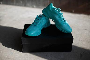 Кроссовки Nike Free 3.0.Ментол.сетка