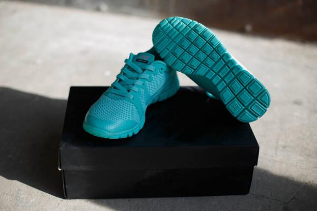 Кроссовки Nike Free 3.0.Ментол.сетка, фото 2