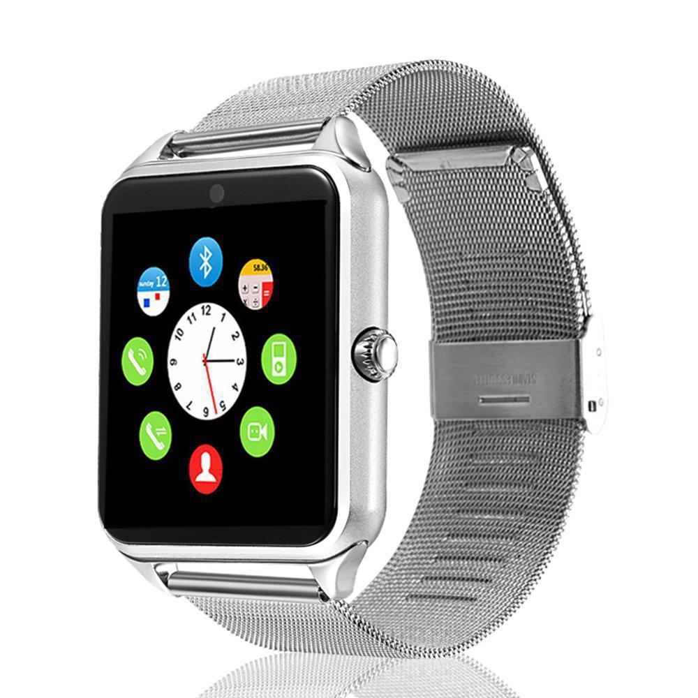 Смарт-часы uWatch Z60 silver