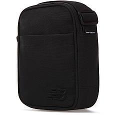 Сумочка через плече NB Core Crossbody Bag (чорна), фото 3