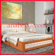 Кровать деревянная Рената Д с подъемным механизмом (Arbor), фото 3