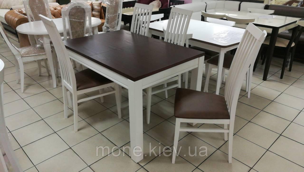 "Комплект ""Ницца"" стол и 4 стула"