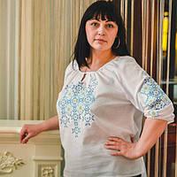 Женская сорочка с вышивкой, фото 1