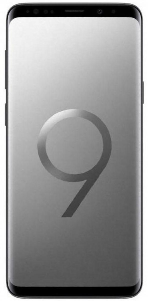 Смартфон Samsung SM-G965F (Galaxy S9+) DUAL SIM [Grey]