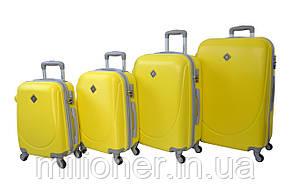 Чемодан Neo (небольшой) желтый (yellow 613), фото 2