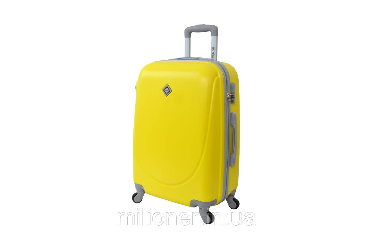 Чемодан Neo (небольшой) желтый (yellow 613)