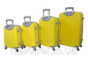 Чемодан Neo (небольшой) желтый (yellow 613), фото 3