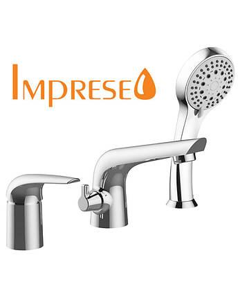 Смеситель для ванны Imprese Krinice, фото 2