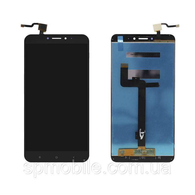 Дисплей Xiaomi Mi Max, Mi Max 2 з тачскріном (Black)