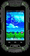 Бронированная защитная пленка для Sigma Mobile X-treme PQ15, фото 1
