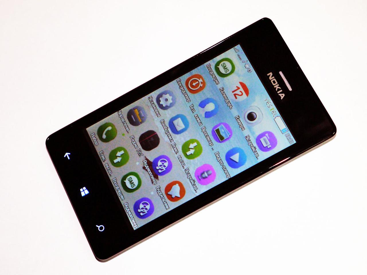 "Телефон Nokia Lumia L820 - 2Sim+ 4"" , фото 1"