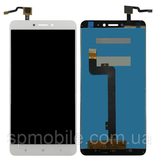 Дисплей Xiaomi Mi Max с тачскрином (White)