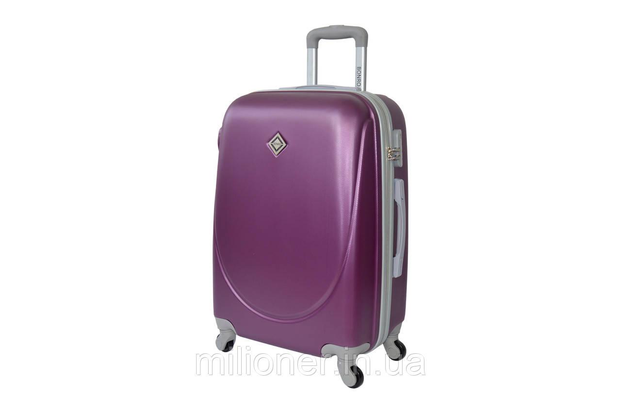 Чемодан Neo (небольшой) темно фиолетовый (purple 851)