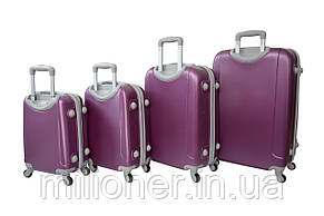 Чемодан Neo (небольшой) темно фиолетовый (purple 851), фото 3