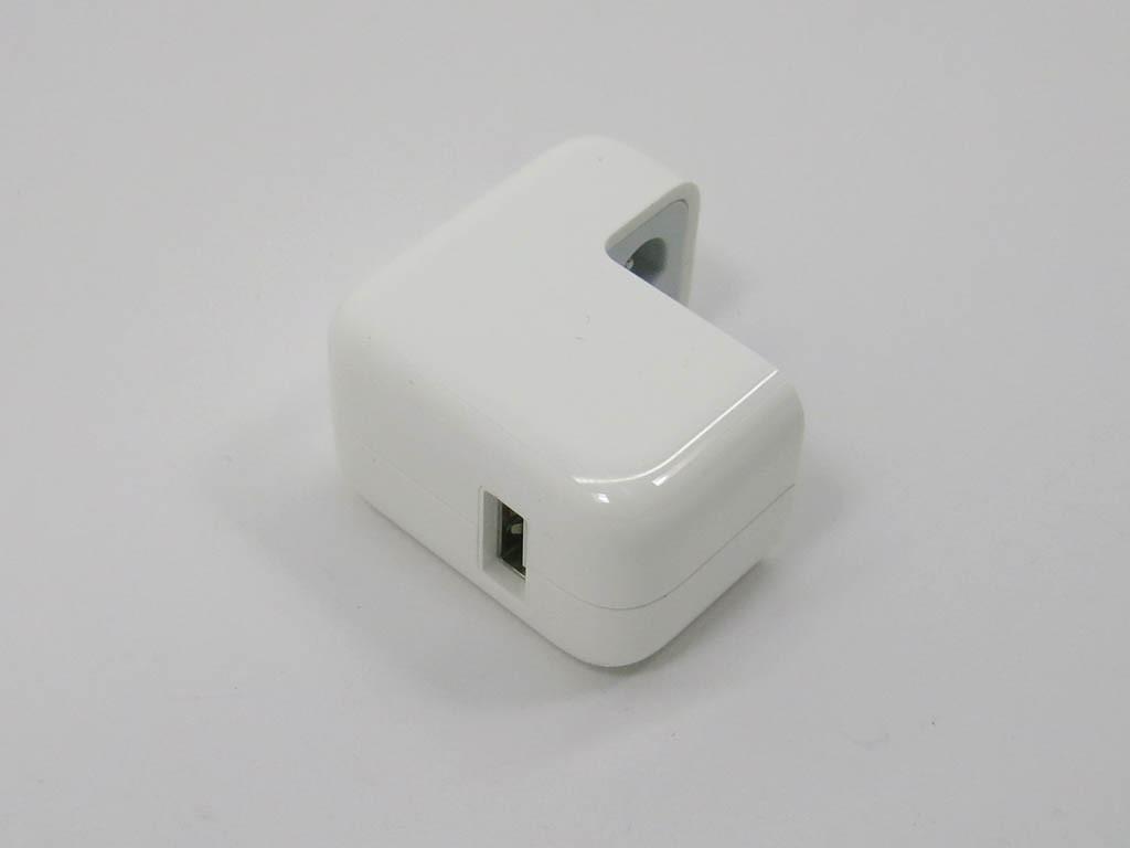 Блок питания APPLE IPAD, iPhone 220V в USB 5.1V 2.1A 11W A1357 Origina