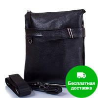 Мужская кожаная сумка-планшет TOFIONNO (ТОФИОННО) TUW025-3-black