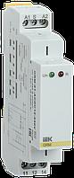 Импульсное реле ORM. 1 конт. 12-240 В AC/DC IEK (ORM-01-ACDC12-240V)
