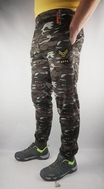 Чоловічі спортивні штани під манжет Adidas 5858c857e6d24