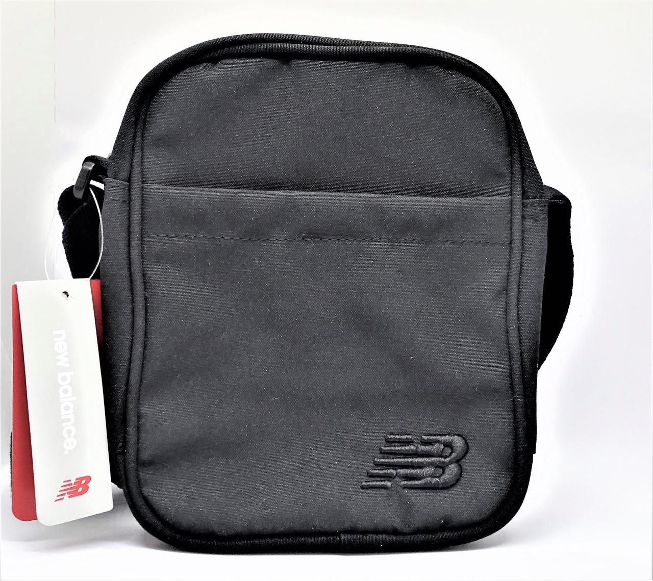 Сумочка через плече NB Core Crossbody Bag (чорна)
