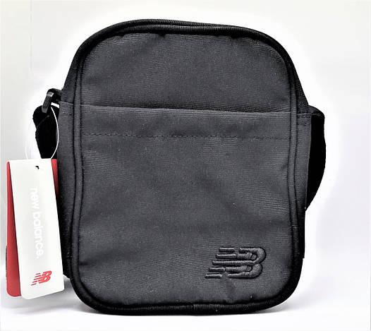 Сумочка через плече NB Core Crossbody Bag (чорна), фото 2