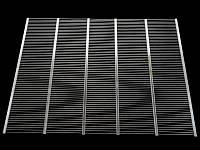 Разделительная решетка 10р  металлическая Лисонь