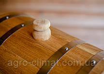 Жбан (бочка) дубовый для напитков 10 лтр., фото 2