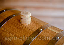 Жбан дубовый для напитков 40 литров, фото 2