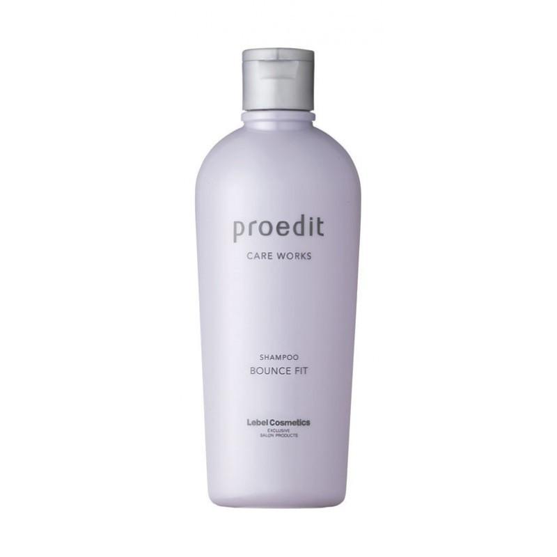 Bounce Fit Shampoo 300 мл. Шампунь для поврежденных волос