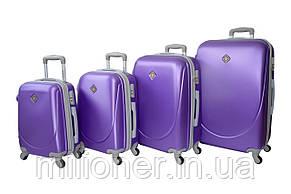 Чемодан Neo (средний) фиолетовый (purple 612), фото 2